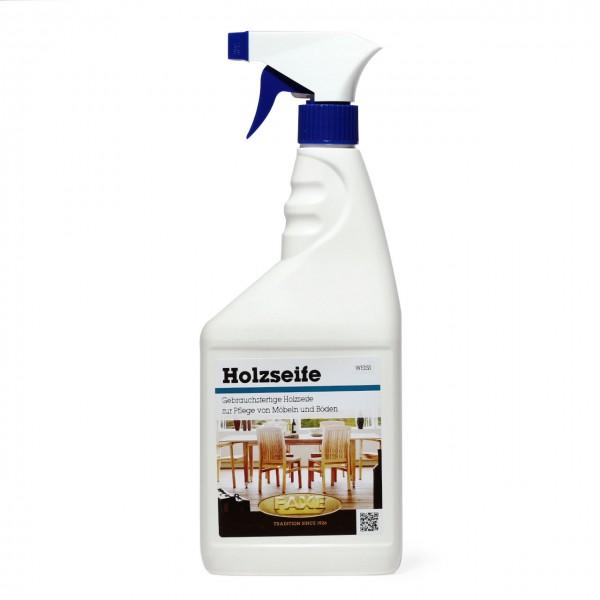 Holzseife weiß 0,75 Liter Sprühflasche